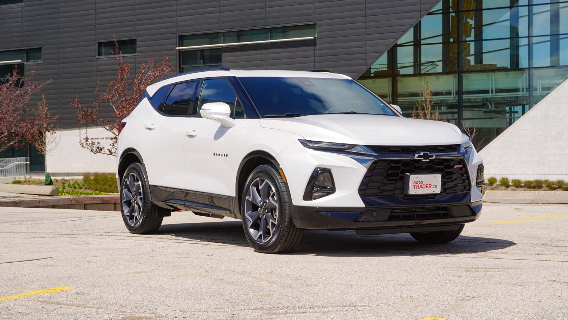 2020 Chevrolet Blazer Rs Review And Video Expert Reviews Autotrader Ca