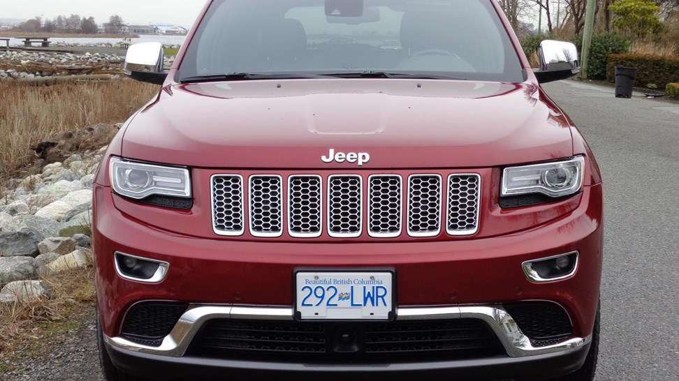 used jeep grand cherokee review 2011 2016. Black Bedroom Furniture Sets. Home Design Ideas