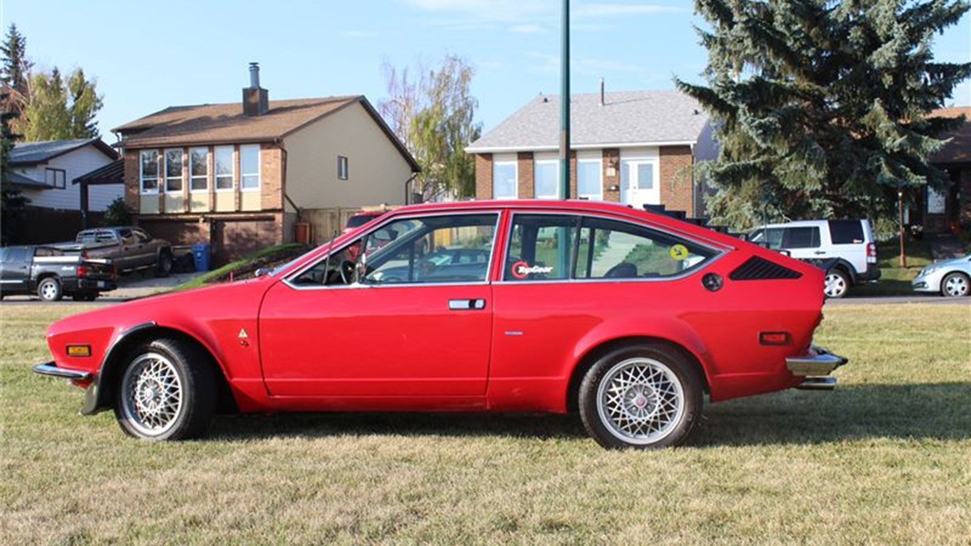 Find Of The Week 1976 Alfa Romeo Alfetta Gt Autotrader Ca
