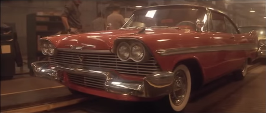 1958 Plymouth Fury from Christine