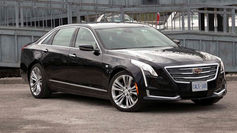 2018 Cadillac CT6 3.0L Platinum Test Drive Review