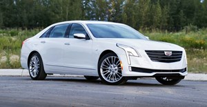 New Used Cadillac Ct6 For Sale Autotrader Ca
