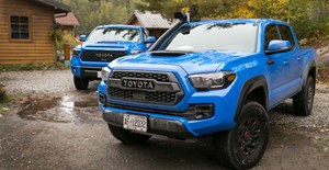 New & Used Toyota Tacoma for sale in Vancouver | autoTRADER ca