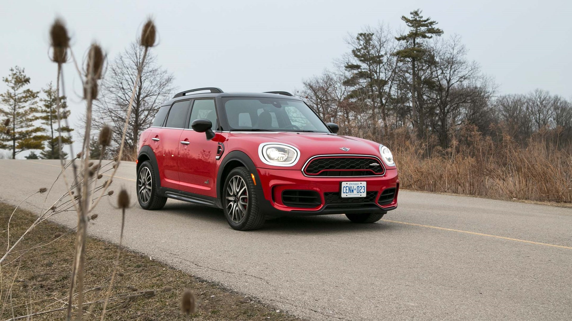 20 Mini John Cooper Works Countryman All20 Canadian Review ...
