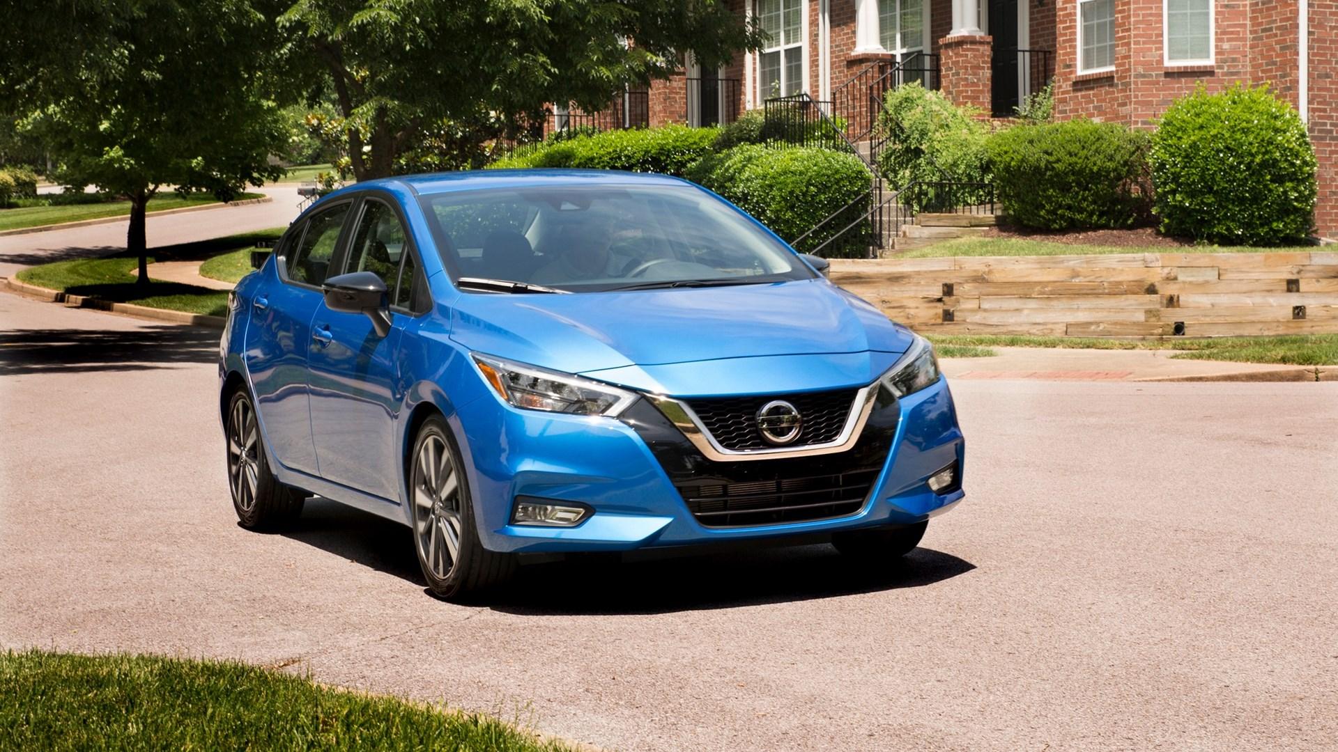 Nissan Versa Sedan Returns To Canada After 6 Year Hiatus Autotrader Ca
