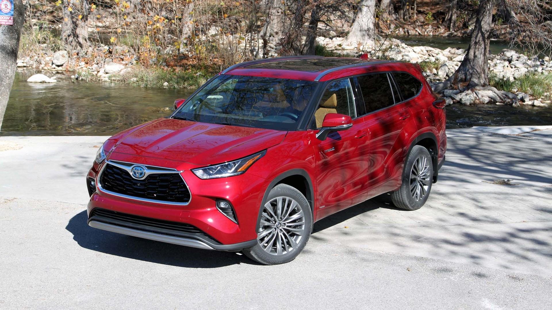 2020 Toyota Highlander Review | Expert Reviews | autotrader.ca