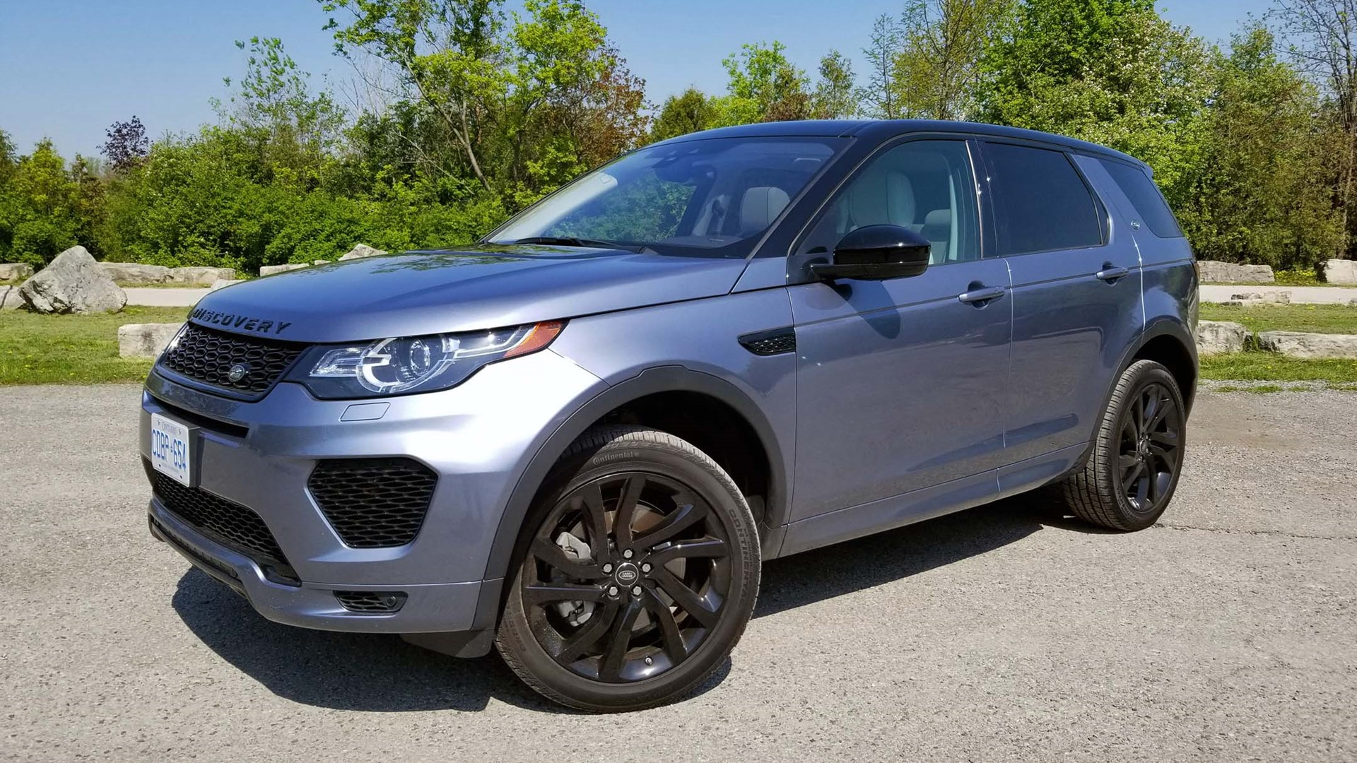 2018 Land Rover Discovery Sport Hse Luxury Test Drive Review