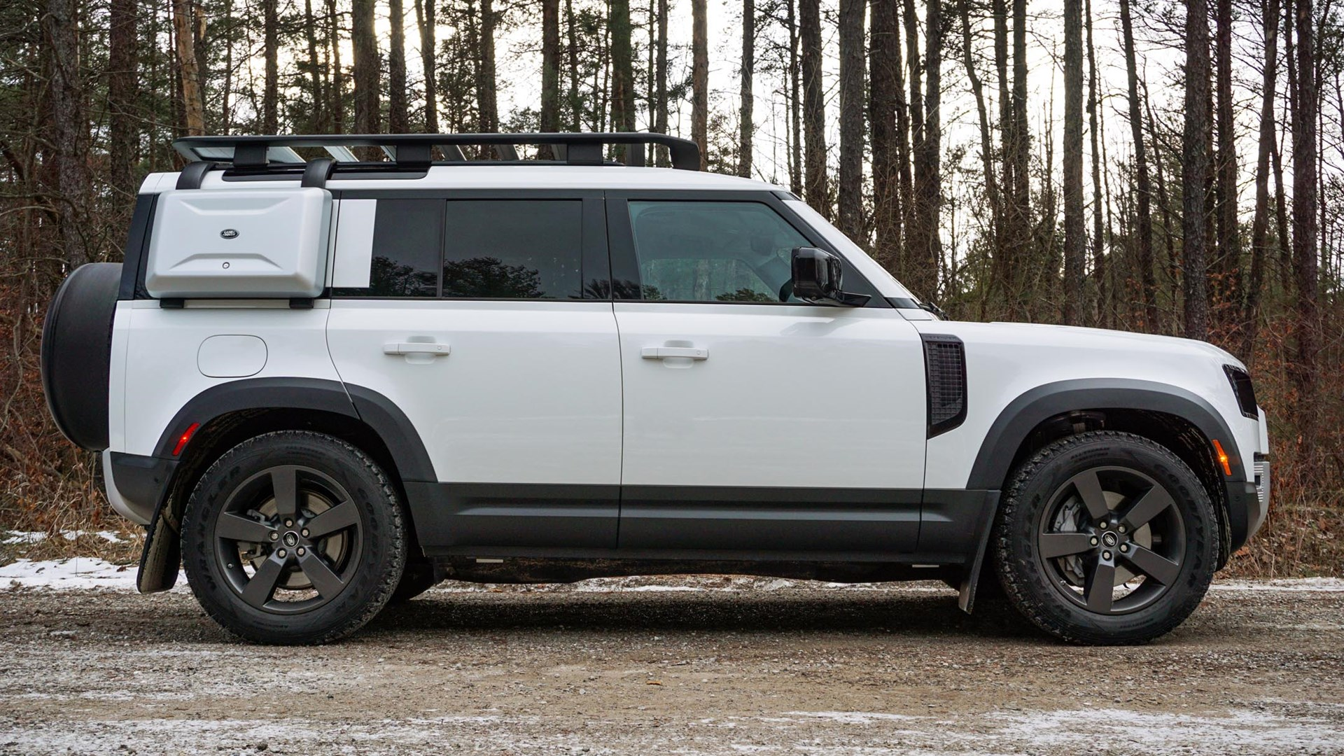 2021 Land Rover Defender Review and Video | Expert Reviews ...