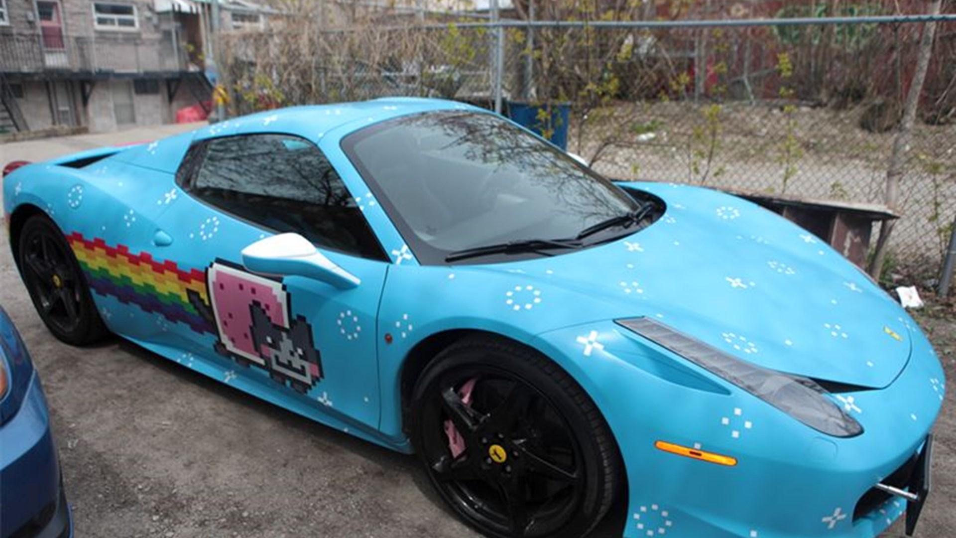 Deadmau5 S Purrari Is No More Just A Normal Ass 458 Now Autotrader Ca