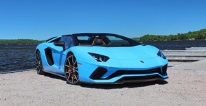 New Used Lamborghini Aventador For Sale Autotrader Ca