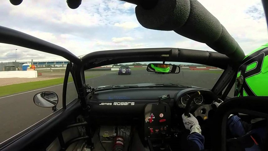 Ever do a track day? Abracadabra! Your dashcam is evidence of your mad apex-clipping skills. If it's got a time stamp, you can even prove your mad-skill lap times. As always, beware – the camera can also record that dude who passed you on the outside, in an Aztec, sideways.