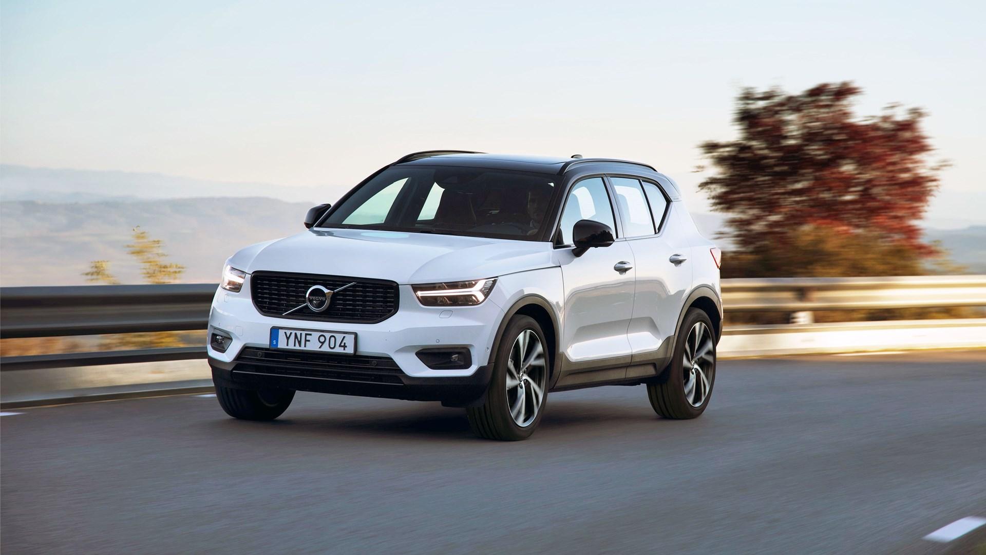 Finalists Small Luxury Suv 2021 Autotrader Ca Awards