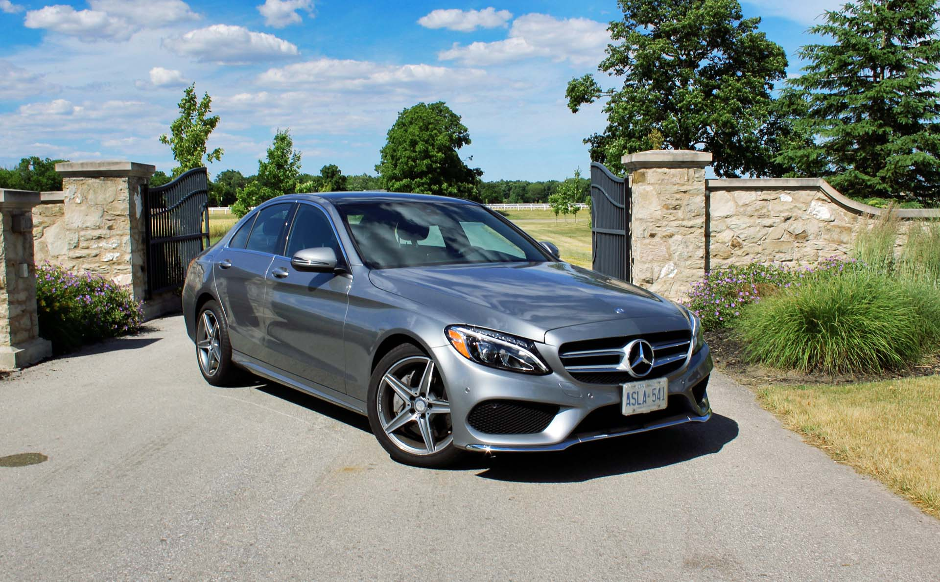 2016 Mercedes-Benz C300 4Matic Test Drive Review