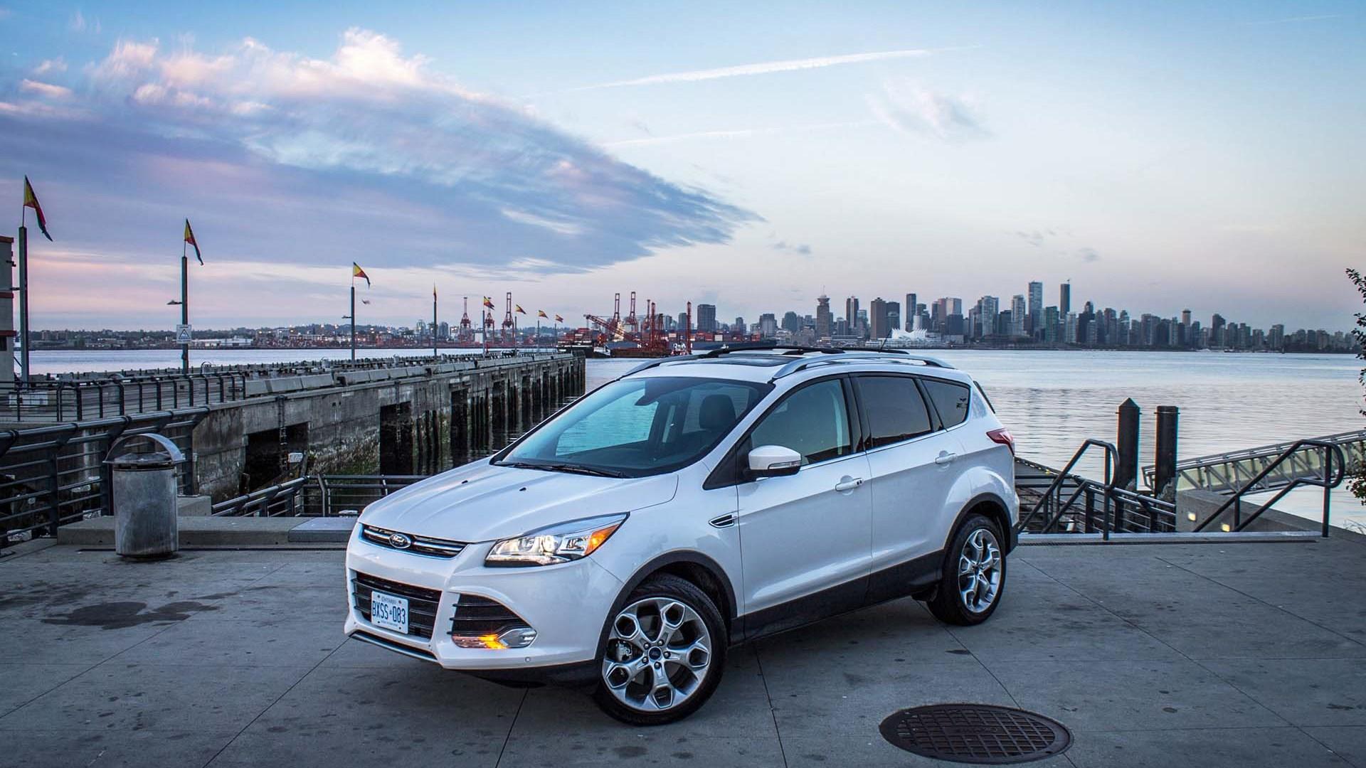 2016 Ford Escape Titanium Test Drive Review