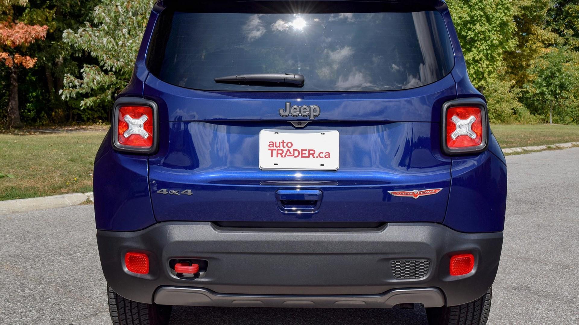 2021 chevrolet trailblazer vs jeep renegade comparison