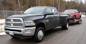 New Used Ram 3500 For Sale In British Columbia Autotrader Ca