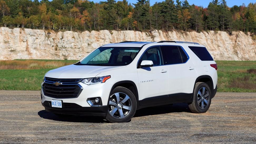2018 Chevrolet Traverse Test Drive Review