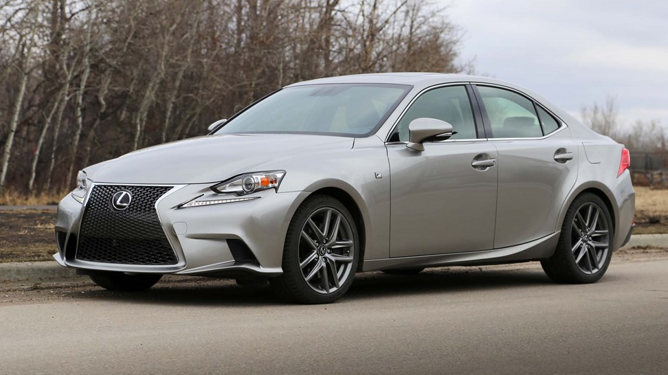 2016 lexus is 300 awd test drive review. Black Bedroom Furniture Sets. Home Design Ideas