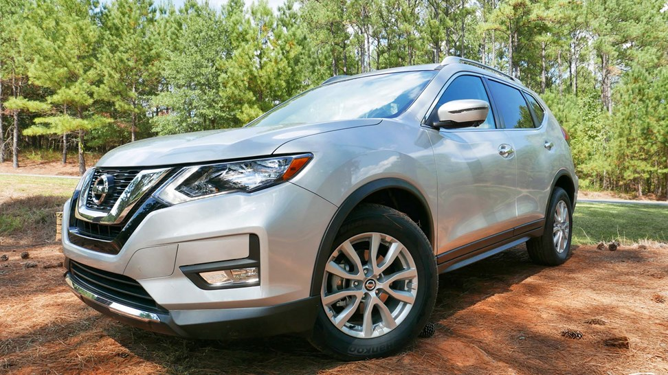 2017 nissan rogue first drive review. Black Bedroom Furniture Sets. Home Design Ideas