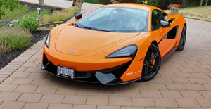 new & used mclaren 570s for sale | autotrader.ca