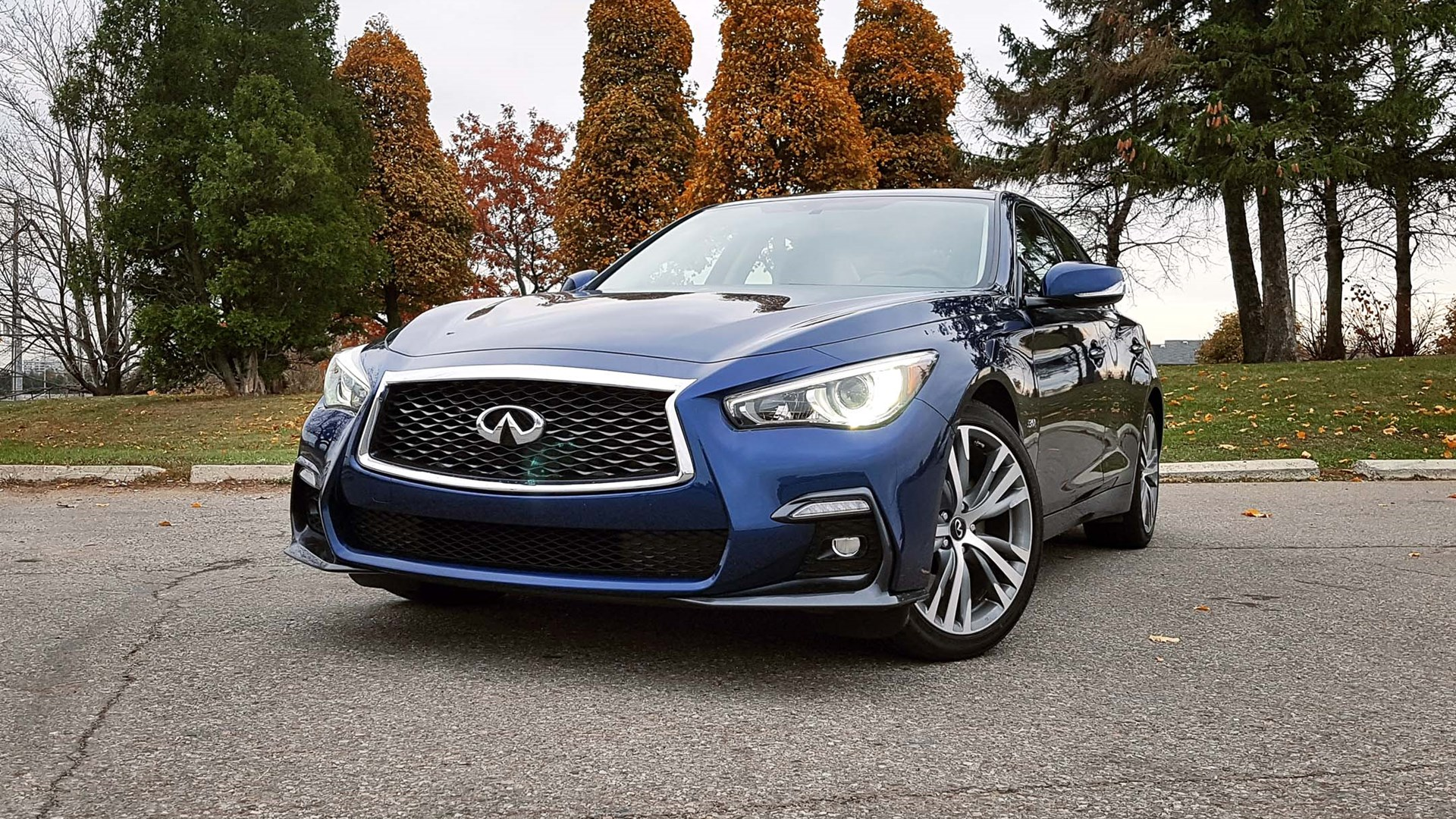 2014 2018 Infiniti Q50 Used Vehicle Review