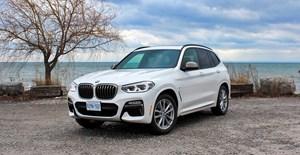 Test Drive 2018 BMW X3 M40i