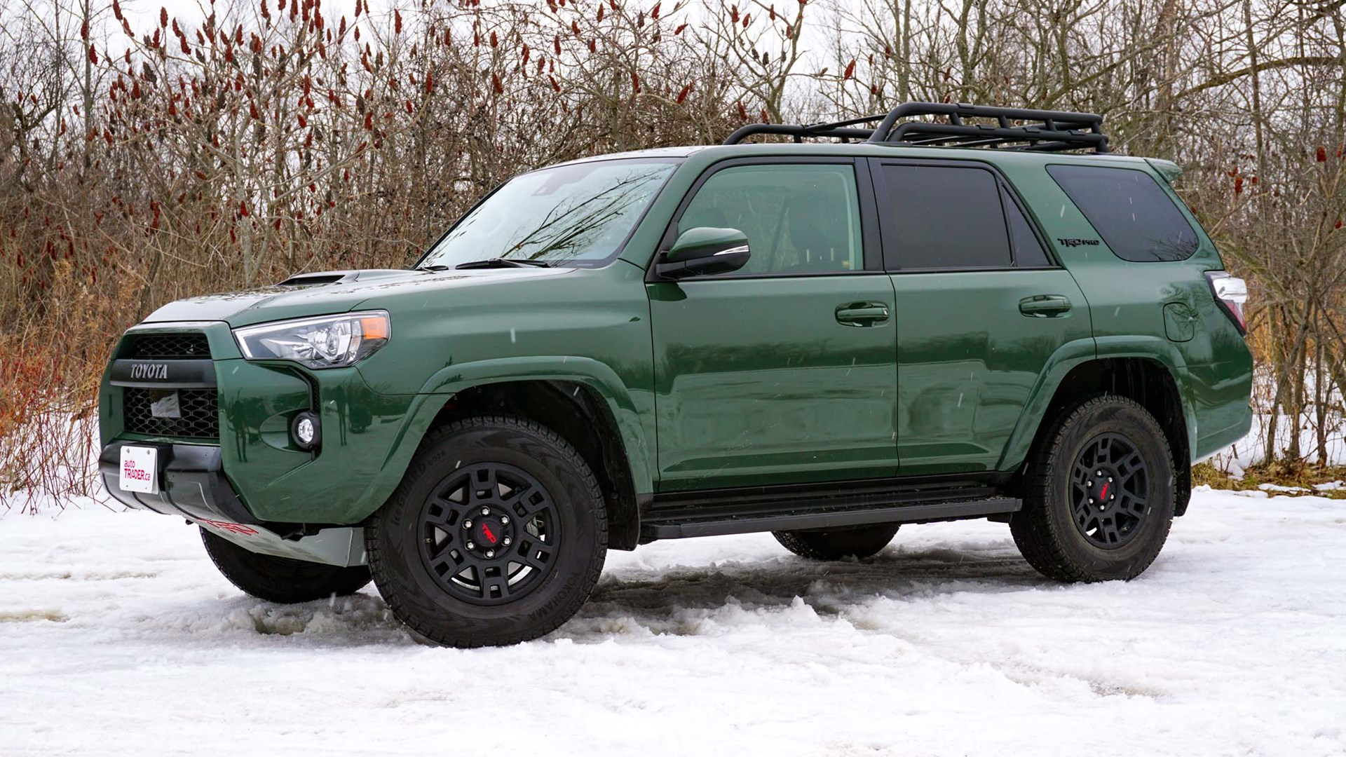 2020 Toyota 4runner Trd Pro Review Expert Reviews Autotrader Ca