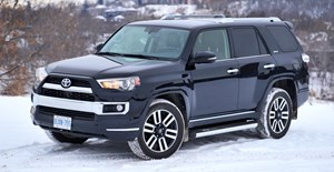 New Used Toyota 4runner For Sale In Calgary Autotrader Ca