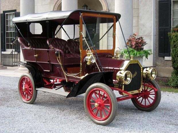 1908 McLaughlin-Buick