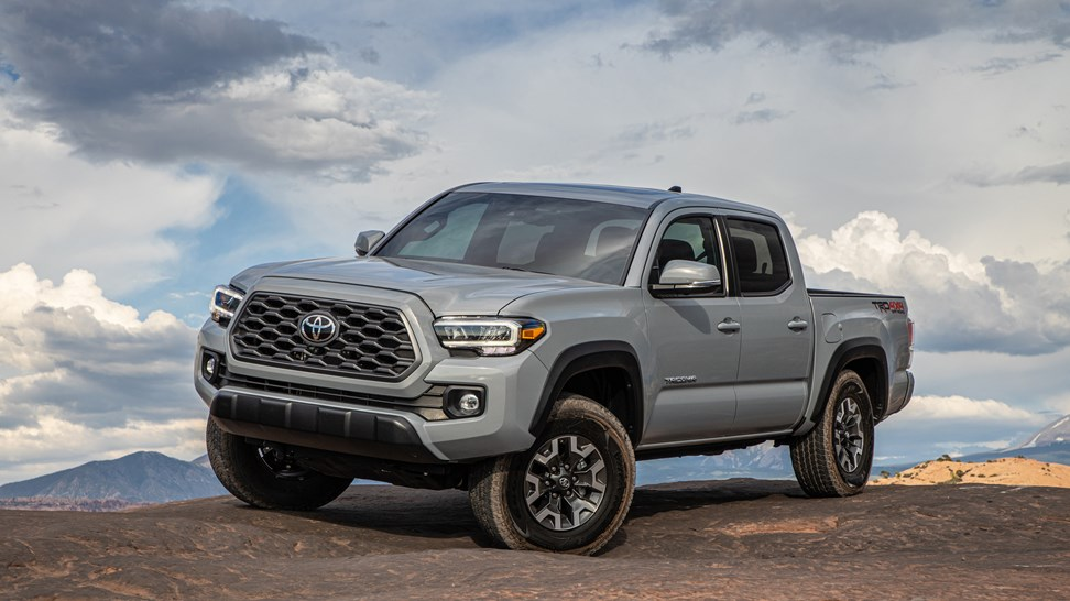 2020 Toyota Tacoma Pickup Lowers Price Reduces Lineup Autotrader Ca