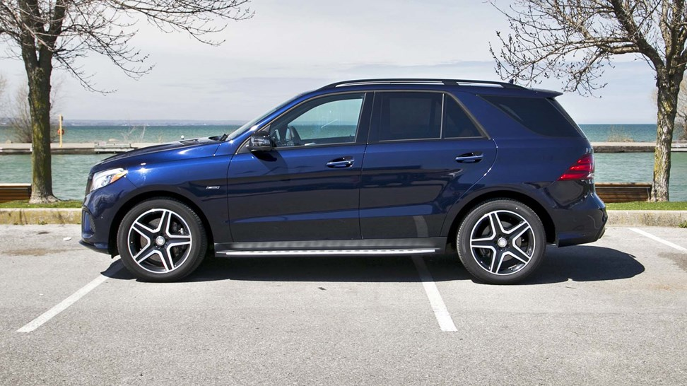 2016 mercedes benz gle 450 amg test drive review for Mercedes benz gle review