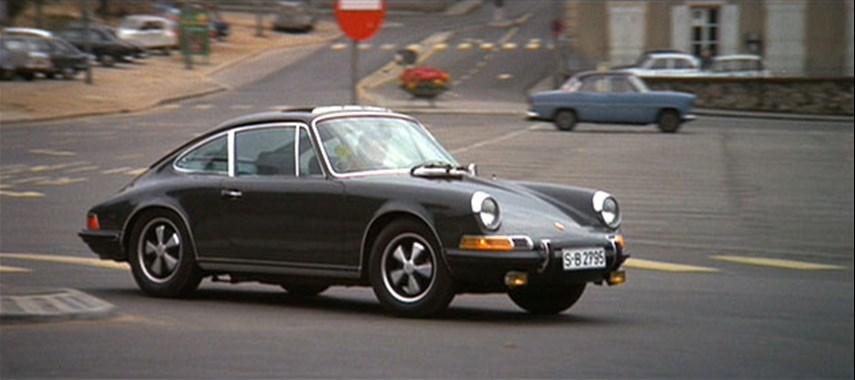1970 Porsche 911 S from Le Mans
