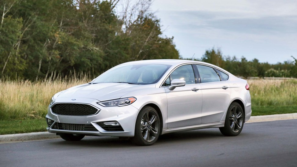 2017 ford fusion sport test drive review. Black Bedroom Furniture Sets. Home Design Ideas