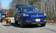 8370ebe0db79 Used Vehicle Review  Ford Escape