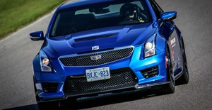 New Used Cadillac Ats V For Sale Autotrader Ca