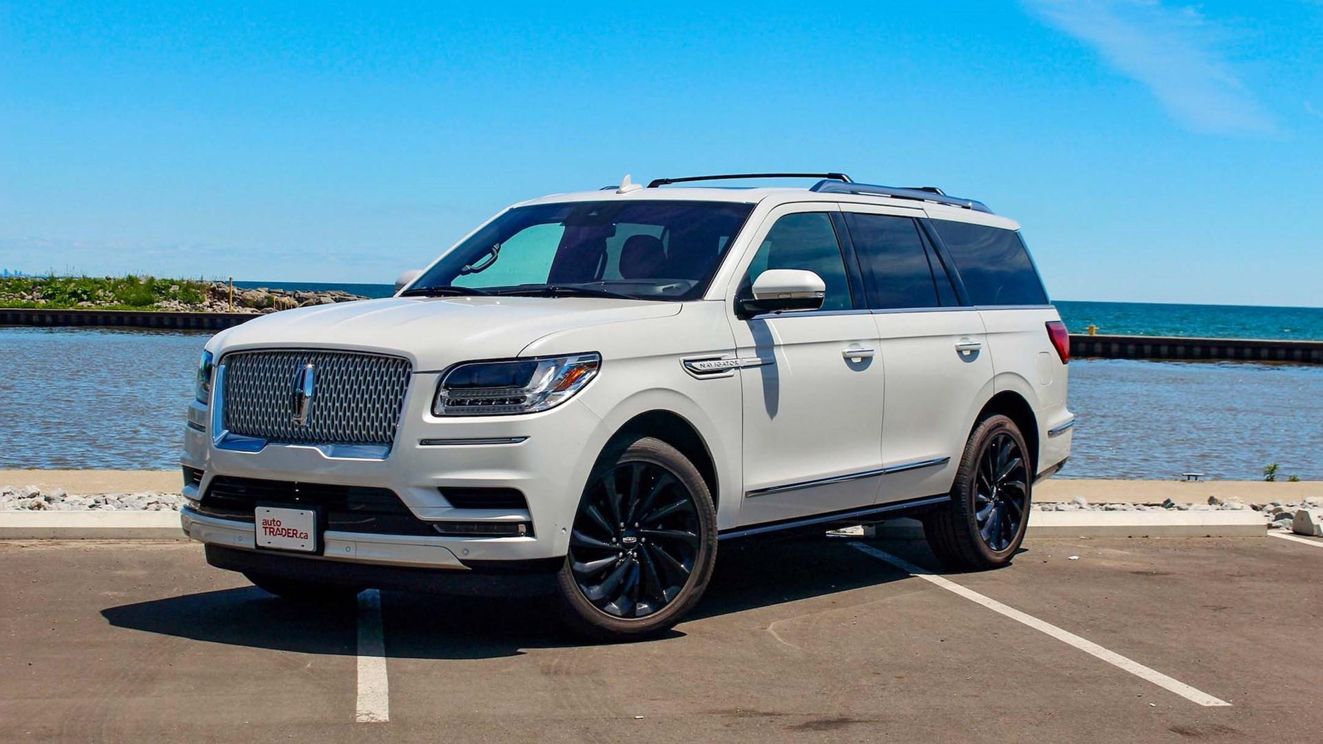 2020 Lincoln Navigator Review | Expert Reviews | autotrader.ca