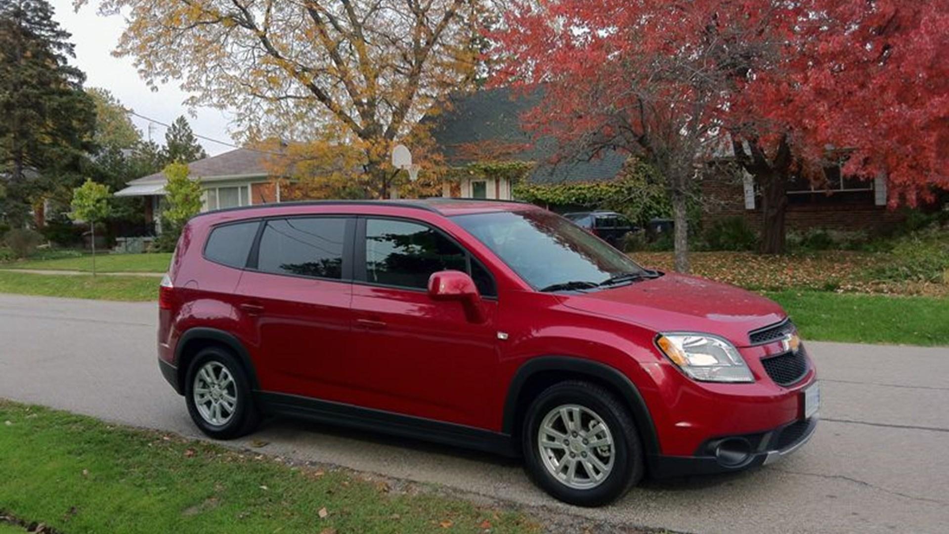 Kelebihan Chevrolet Orlando 2014 Harga