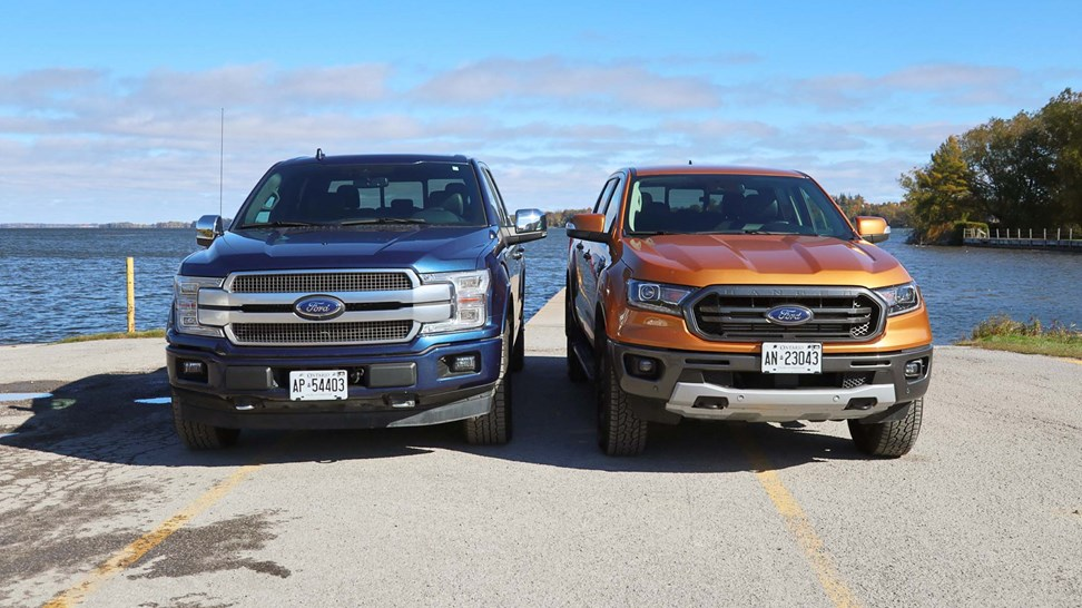 Should You Buy a Ford F-150 or Ranger? | autoTRADER.ca