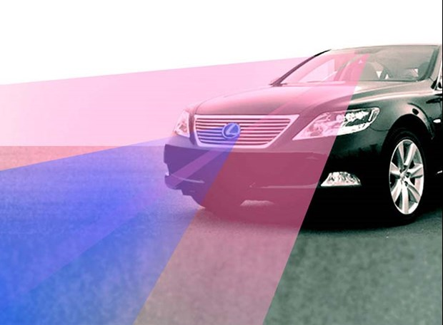 In 2006, Lexus enhanced its system with windshield-mounted cameras to detect