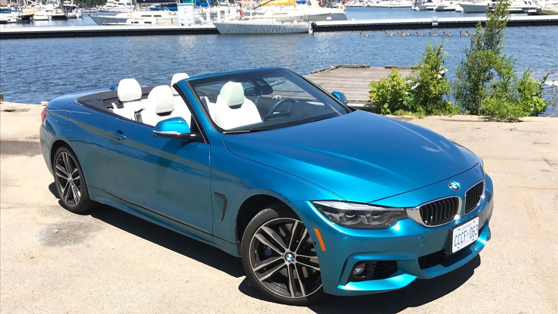 2018 Bmw 440i Xdrive Cabriolet Test Drive Review