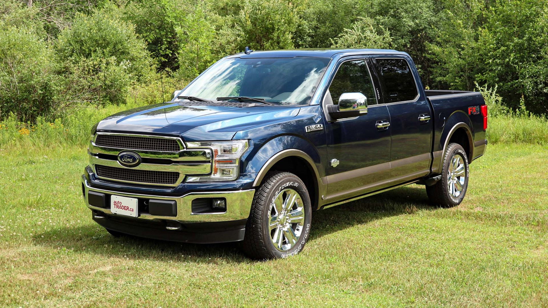 2020 Ford F 150 King Ranch Review Expert Reviews Autotrader Ca