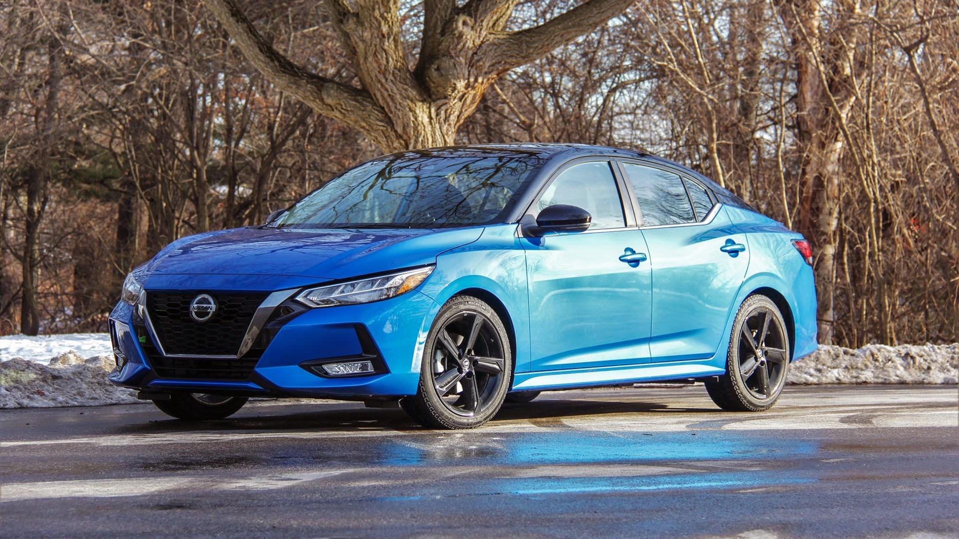 2021 Nissan Sentra SR Review   Expert Reviews   autotrader.ca