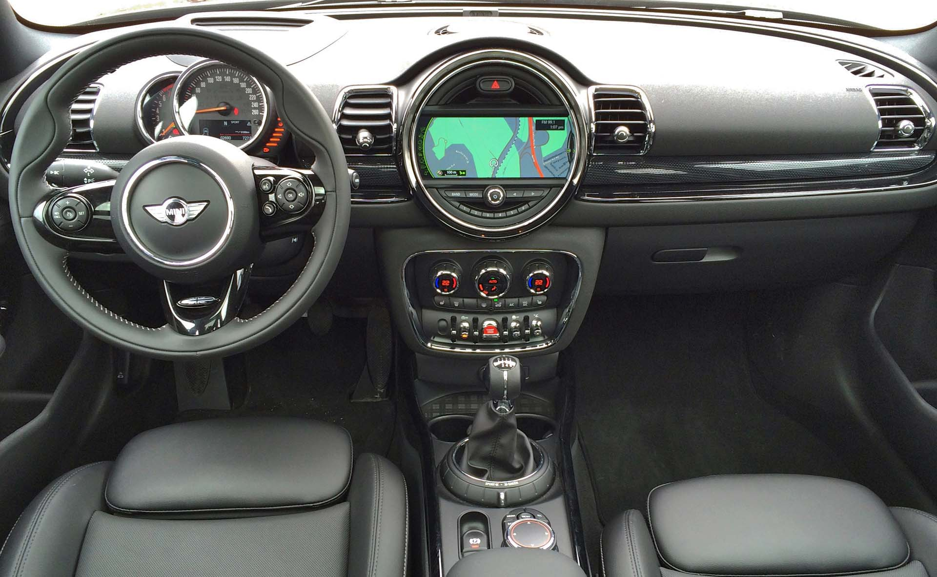 2016 mini cooper s clubman test drive review. Black Bedroom Furniture Sets. Home Design Ideas