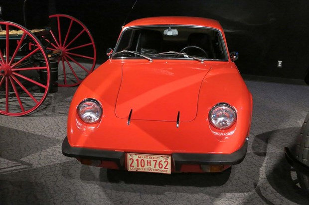 1971 Manic GT