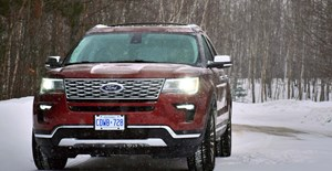 New & Used Ford Explorer for sale | autoTRADER ca