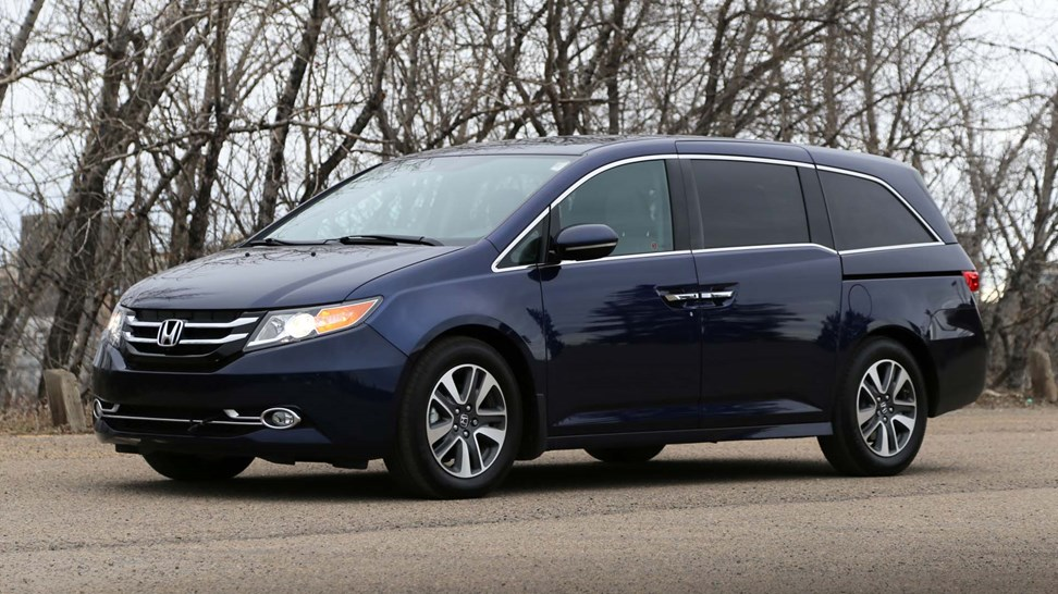 2016 honda odyssey test drive review. Black Bedroom Furniture Sets. Home Design Ideas